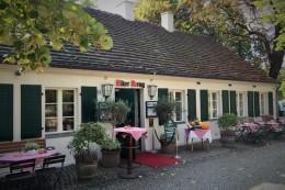 Alter Krug Dahlem Biergarten Restaurant Und